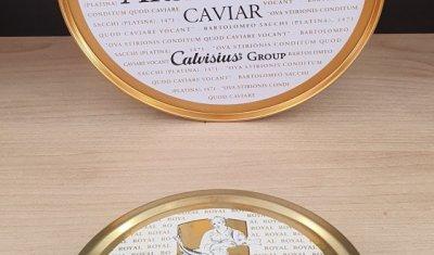 Caviar Oscietre Royal. 30g, 50g, 100g...