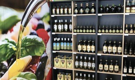 Huile d'Olive bidon 5L Epicerie Italienne Villefranche sur Saône